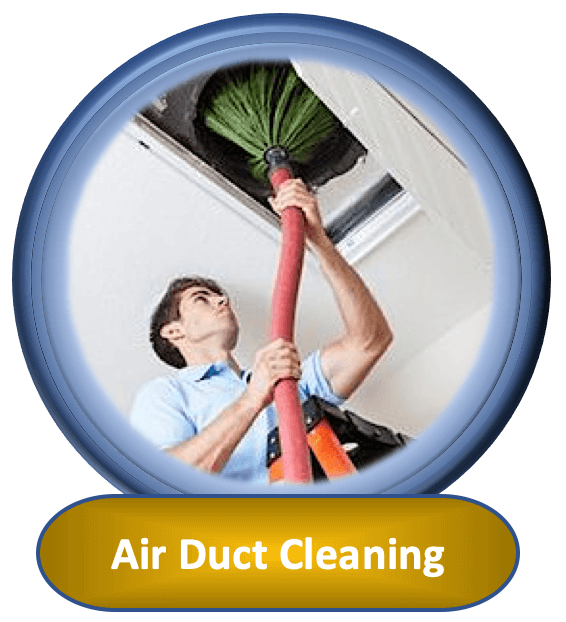 Air Duct Cleaning Logo